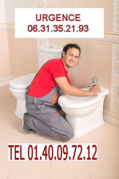 sanitaires plombier Paris 20