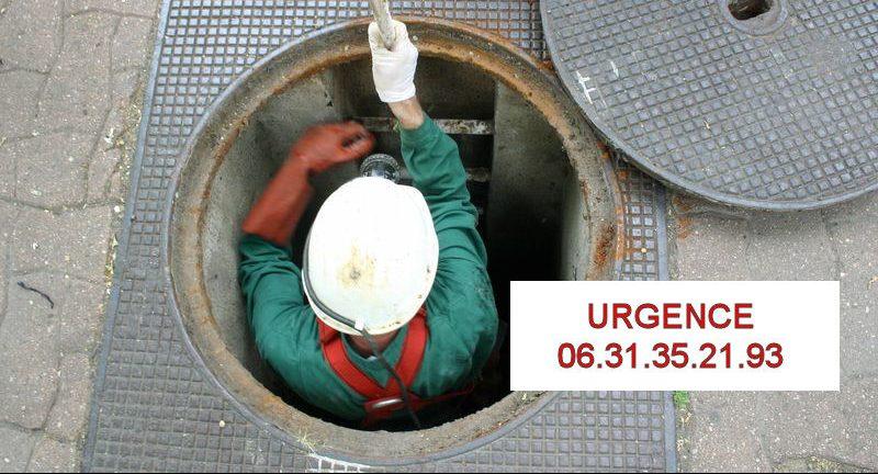 canalisation collective plombier Paris 20